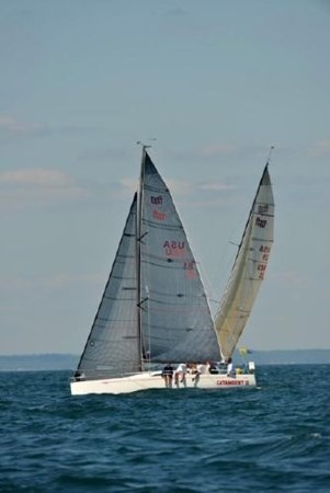 19 2007 CUSTOM Flying Tiger 10M Racing Sailboat 2751200