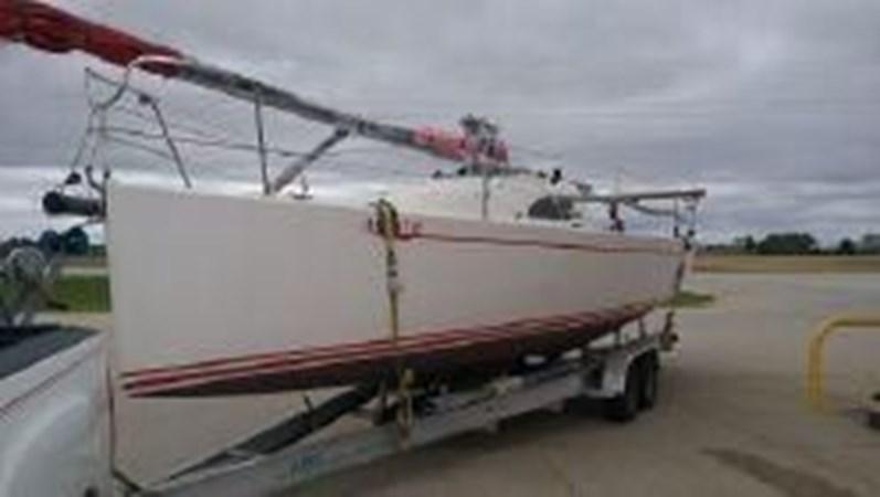 81 2007 CUSTOM Flying Tiger 10M Racing Sailboat 2751210