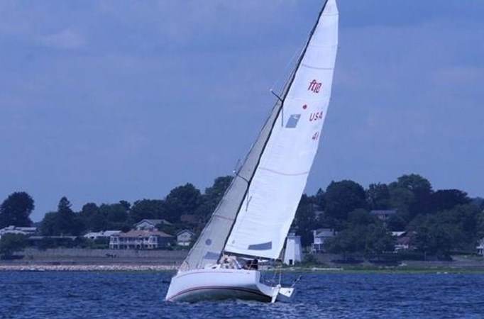 17 2007 CUSTOM Flying Tiger 10M Racing Sailboat 2751223