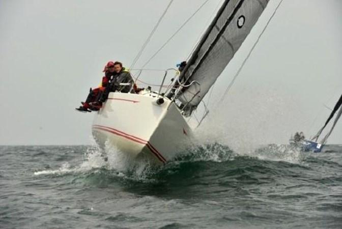 18 2007 CUSTOM Flying Tiger 10M Racing Sailboat 2751225