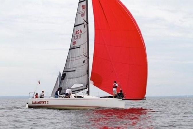 12 2007 CUSTOM Flying Tiger 10M Racing Sailboat 2751228
