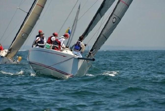 3 2007 CUSTOM Flying Tiger 10M Racing Sailboat 2751238