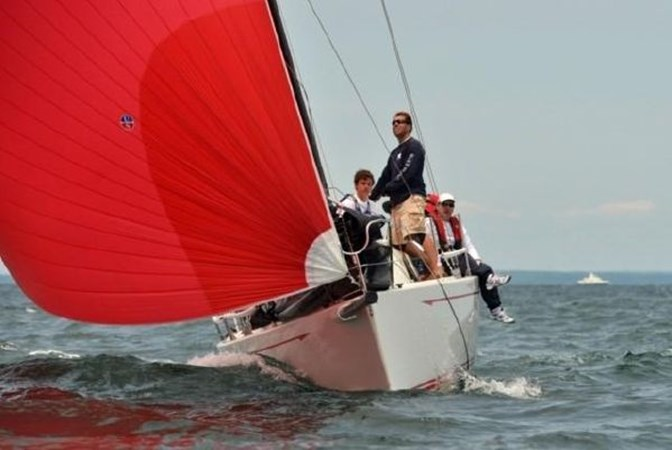 9 2007 CUSTOM Flying Tiger 10M Racing Sailboat 2751239