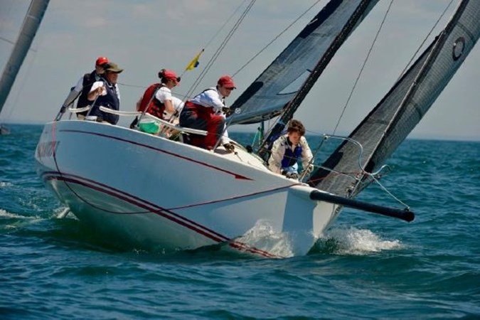 5 2007 CUSTOM Flying Tiger 10M Racing Sailboat 2751264