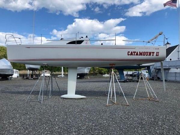 28 2007 CUSTOM Flying Tiger 10M Racing Sailboat 2751275