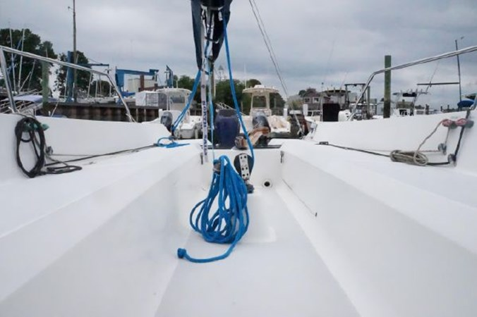 21 2000 CUSTOM Colgate 26 Cruising Sailboat 2751402
