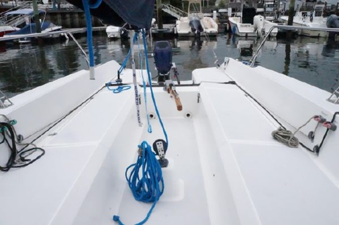 22 2000 CUSTOM Colgate 26 Cruising Sailboat 2751410