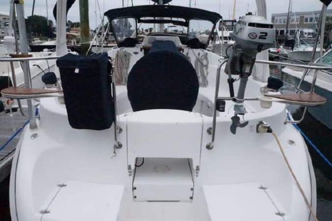 24 2000 CUSTOM Colgate 26 Cruising Sailboat 2751414
