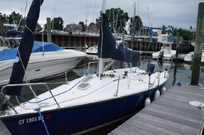 4 2000 CUSTOM Colgate 26 Cruising Sailboat 2751416