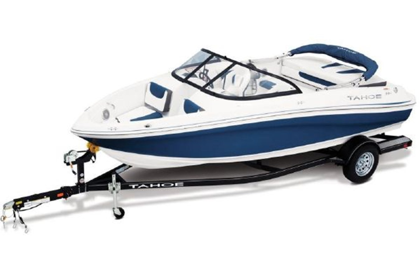 40 2018 Tahoe 500 TS Runabout 2751420