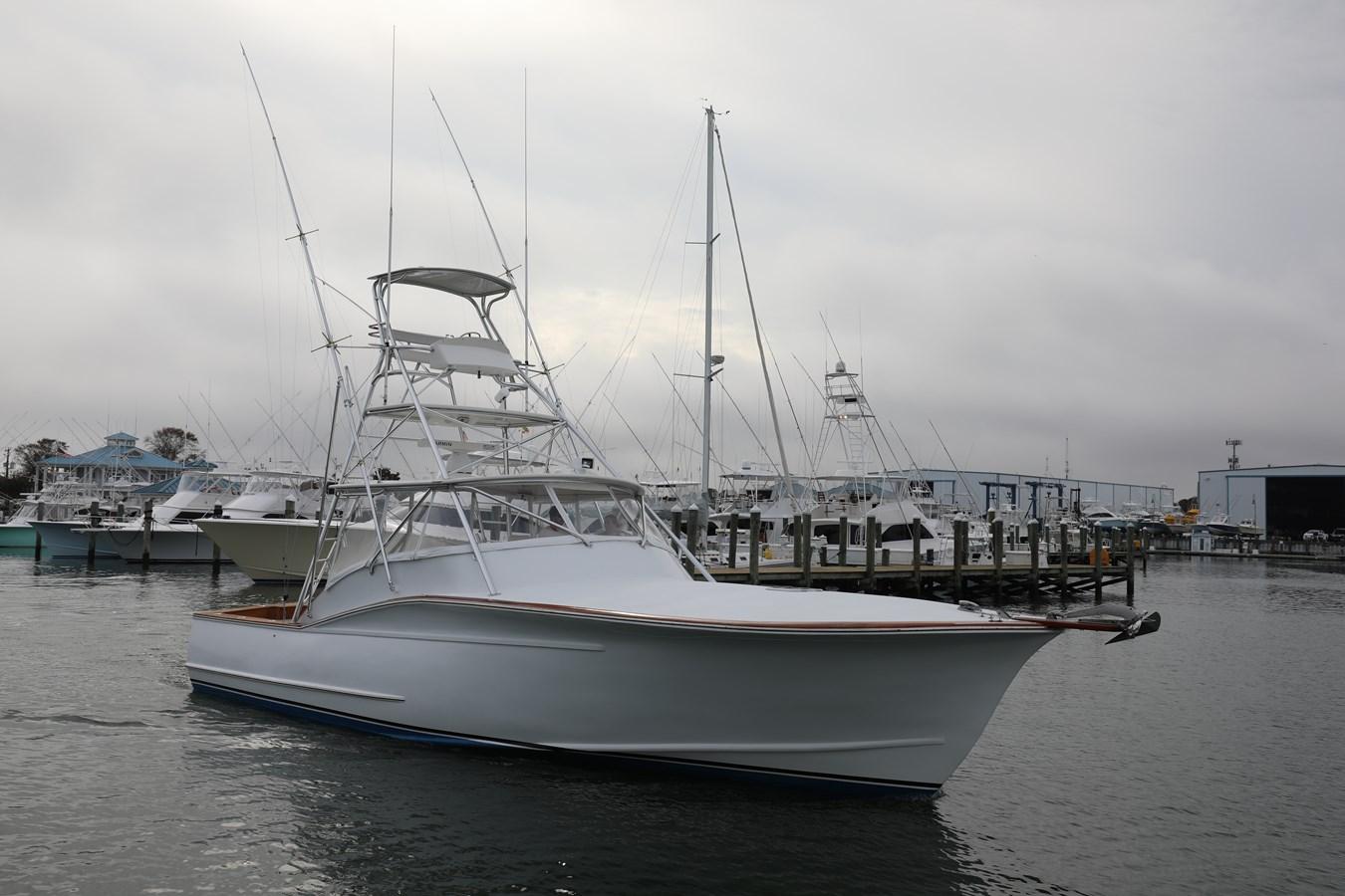 0L7A8838 2008 GILLIKIN  Sport Fisherman 2753170
