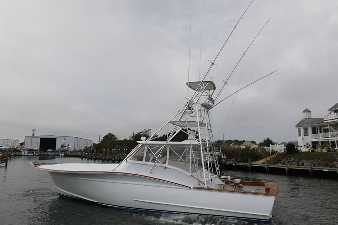 0L7A8866 2008 CUSTOM CAROLINA  Sport Fisherman 2753171
