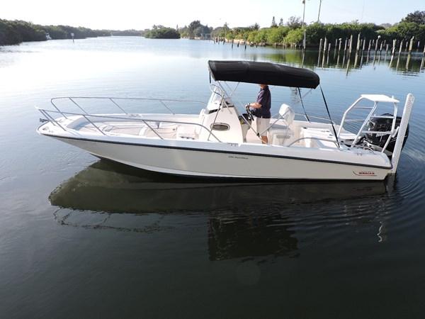 Profile 2014 BOSTON WHALER 240 Dauntless Sport Fisherman 2815670