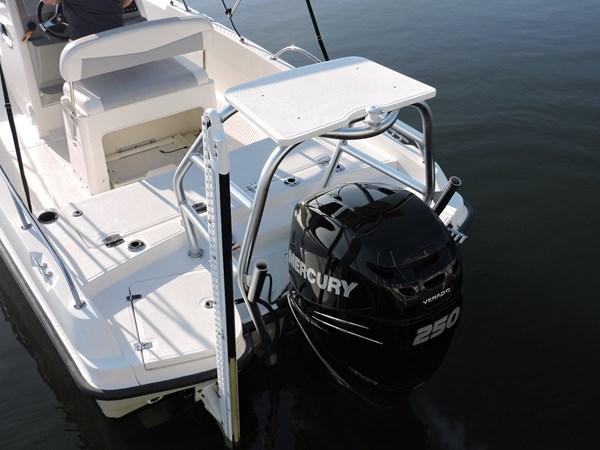 Aft Casting Deck 2014 BOSTON WHALER 240 Dauntless Sport Fisherman 2815672