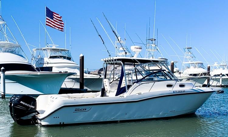 2007 Boston Whaler 305 Conquest - Profile 2007 BOSTON WHALER 305 Conquest Cruiser 2753019