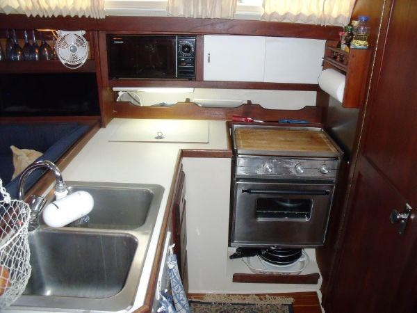 21 1990 CATALINA  Cruising Sailboat 2753448