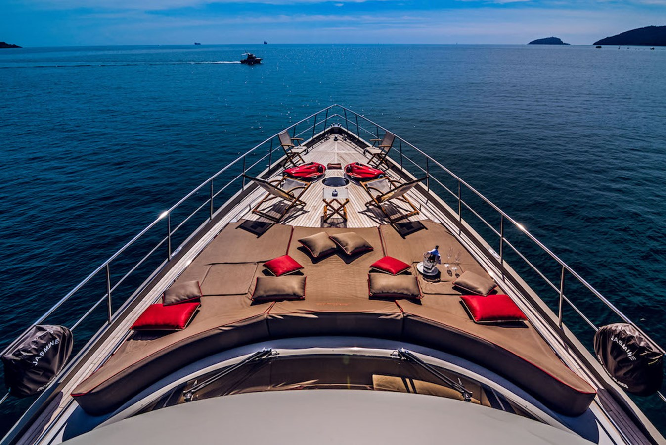 Bow Upper View 2011 ACICO YACHTS  Cruiser 2754253