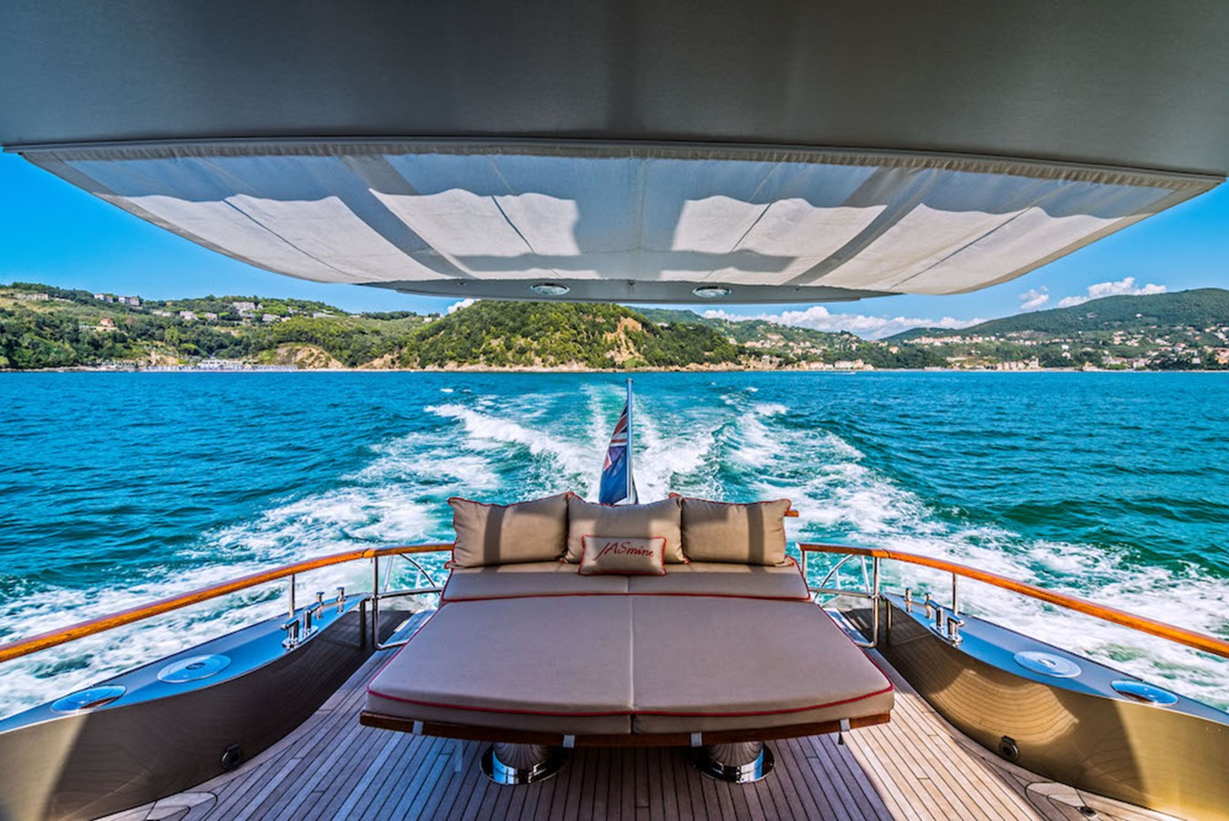 Cocpit Transformed 2011 ACICO YACHTS  Cruiser 2754254