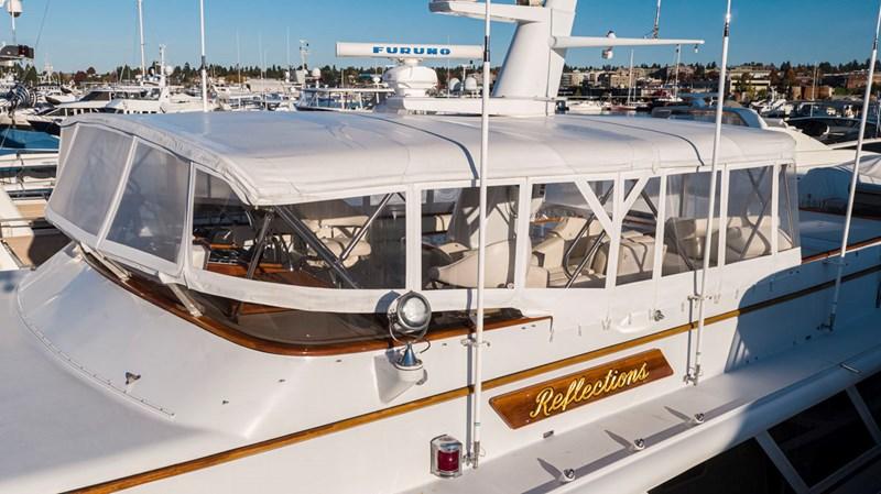 REFLECTION 14L 1984 BROWARD  Motor Yacht 2754857