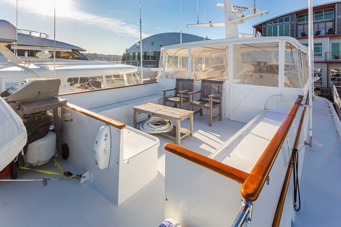 REFLECTION 26L 1984 BROWARD  Motor Yacht 2754858