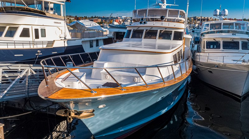 REFLECTION 11L 1984 BROWARD  Motor Yacht 2754875
