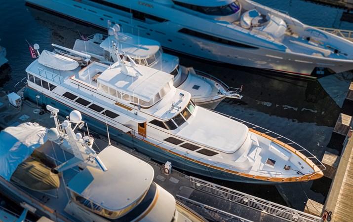REFLECTION 12L 1984 BROWARD  Motor Yacht 2754877