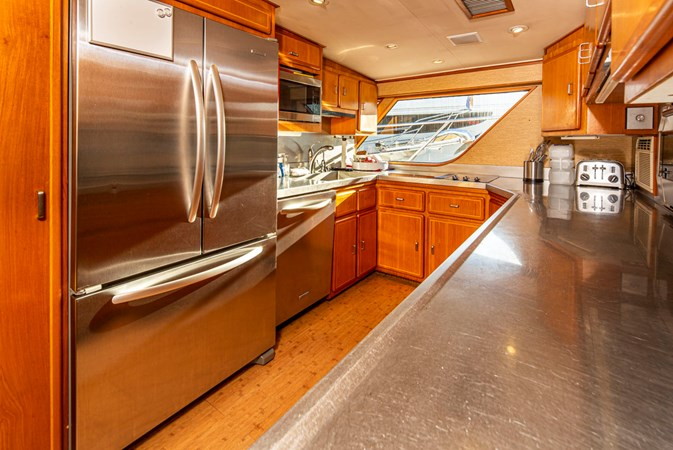 REFLECTION 21L 1984 BROWARD  Motor Yacht 2754879