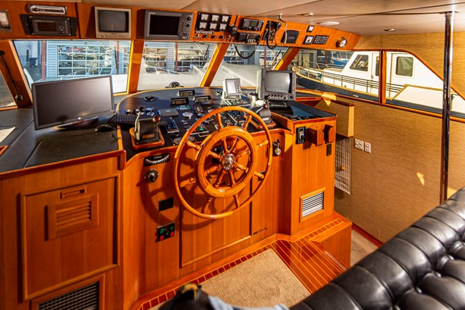 REFLECTION 19L 1984 BROWARD  Motor Yacht 2754882