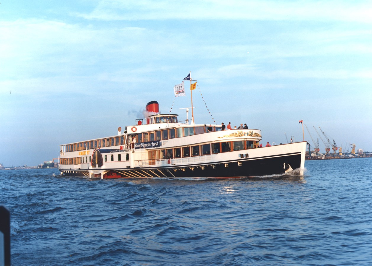 1926 CUSTOM Sachsenberg Paddle Steamer Commercial Vessel 2756510