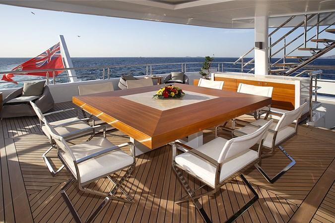 2012 TURQUOISE YACHTS  Mega Yacht 2755365