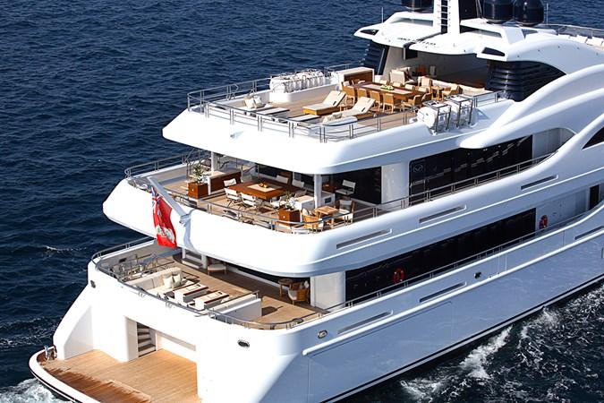 2012 TURQUOISE YACHTS  Mega Yacht 2755369