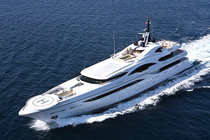 028_VICKY_Overhead 2012 TURQUOISE YACHTS  Mega Yacht 2755462