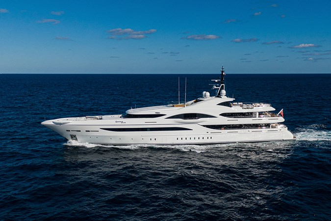 Quantum of Solace_aerials_1 2012 TURQUOISE YACHTS  Mega Yacht 2796376