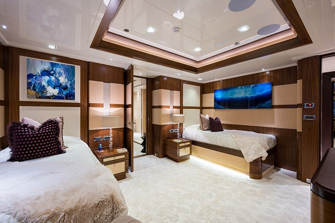 Quantum of Solace_guest_cabin_2_4 2012 TURQUOISE YACHTS  Mega Yacht 2796379