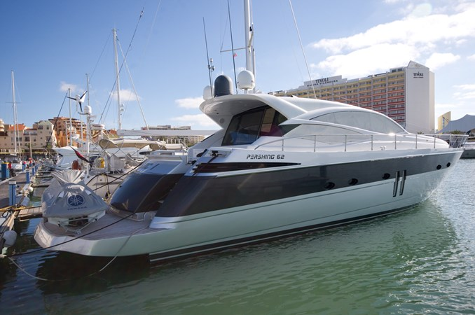 474-si130190-0 2007 PERSHING 62 HT Motor Yacht 2756191