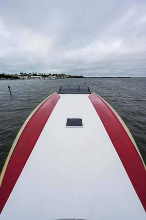 Lady Lisa_bow_1 2011 NOR-TECH Performance Boat High Performance 2767698