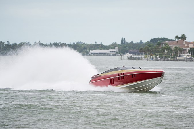 Lady Lisa_profiles_40 2011 NOR-TECH Performance Boat High Performance 2767706