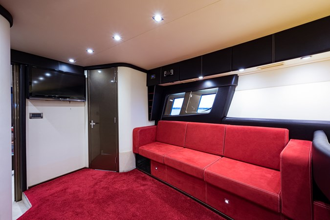 Lady Lisa_master_stateroom_3 2011 NOR-TECH Performance Boat High Performance 2767725