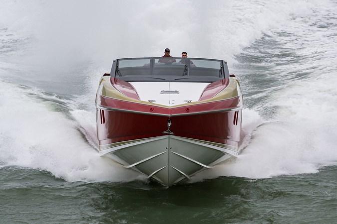 Lady Lisa_profiles_9 2011 NOR-TECH Performance Boat High Performance 2767732