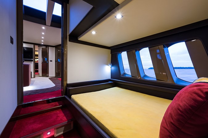 Lady Lisa_starboard_guest_stateroom_1 2011 NOR-TECH Performance Boat High Performance 2767734