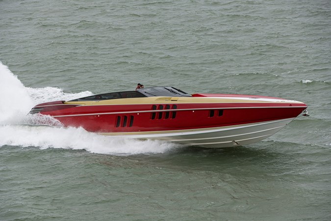 Lady Lisa_profiles_24 2011 NOR-TECH Performance Boat High Performance 2767747