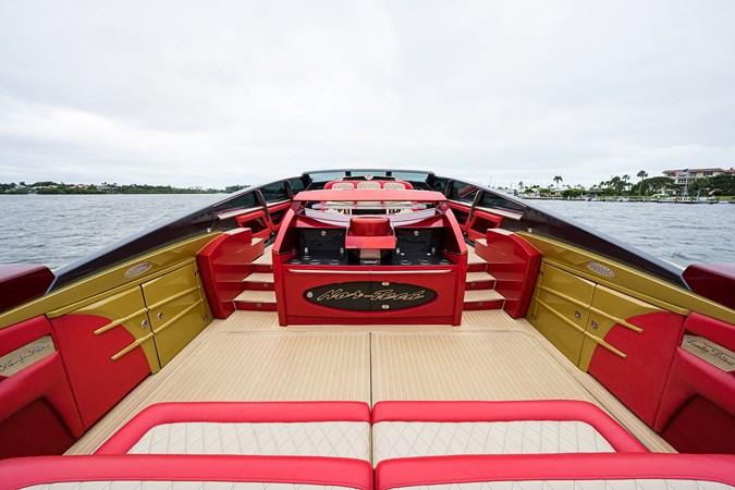 Lady Lisa_cockpit_16 2011 NOR-TECH Performance Boat High Performance 2767763