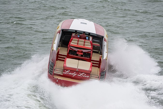 Lady Lisa_profiles_27 2011 NOR-TECH Performance Boat High Performance 2767772