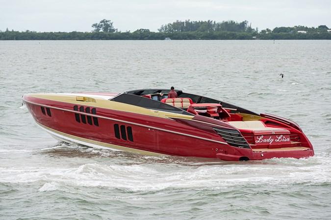 Lady Lisa_profiles_6 2011 NOR-TECH Performance Boat High Performance 2767775