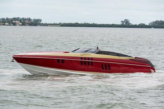 Lady Lisa_profiles_4 2011 NOR-TECH Performance Boat High Performance 2767779