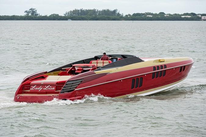 Lady Lisa_profiles_8 2011 NOR-TECH Performance Boat High Performance 2767780
