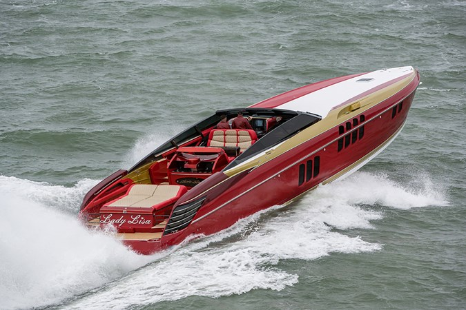 Lady Lisa_profiles_20 2011 NOR-TECH Performance Boat High Performance 2767795