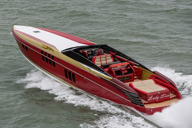 Lady Lisa_profiles_37 2011 NOR-TECH Performance Boat High Performance 2767797