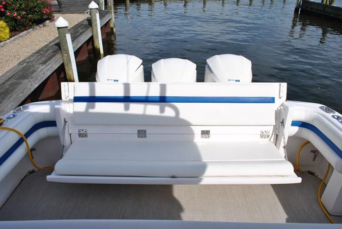 15 Cockpit Seating Aft 2015 INTREPID  Motor Yacht 2757396