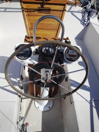 1983 CATALINA 30 Tall Rig Cruising/Racing Sailboat 2757222